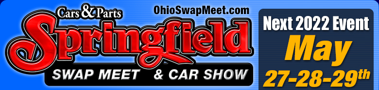 Welcome to Welcome to OhioSwapMeet.com - 2016 Show Dates: SPRING-May 27-29 / FALL-Sept 9-11 / Winter-Nov 11-12